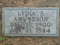 Lydia Selma <i>Iverson</i> Amundson