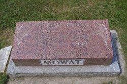 William Oliver Bill Mowat