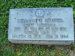 William Franklin Heater