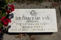 PFC William Earl Kail