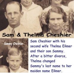 Samuel B. Sam Cheshier
