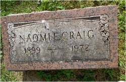 Naomi Edna <i>Detwiler</i> Craig