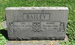 Martha E <i>Chittenden</i> Bailey