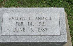 Evelyn Lucille <i>Zane</i> Andree