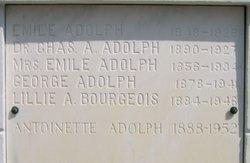 Lelia Marie <i>Templet</i> Adolph