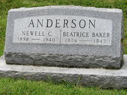 Beatrice <i>Baker</i> Anderson