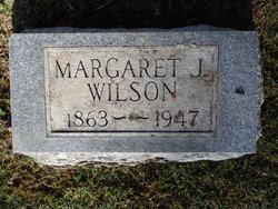 Margaret J. <i>Crumbaker</i> Wilson