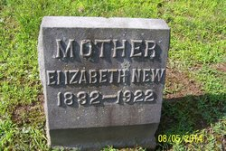 Elizabeth <i>Huyck</i> New