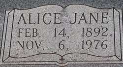 Alice Jane Bright