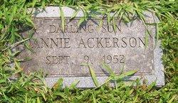 Dannie Ackerson
