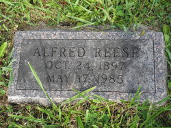 Alfred Reese