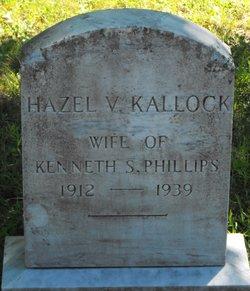 Hazel Viola <i>Kallock</i> Phillips