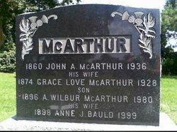 John Anderson McArthur