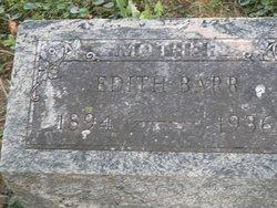 Edith Barr