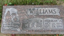 Dorothy Margaret <i>Buskirk</i> Williams