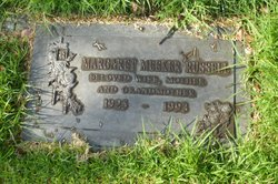 Margaret <i>Meeker</i> Russell
