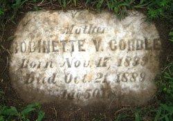 Robinette Virginia <i>Houston</i> Cordle