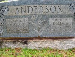 Willie F Anderson