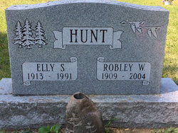 Robley W Hunt