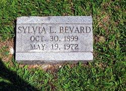 Sylvia Lottie <i>Shiell</i> Bevard