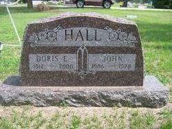 Doris E Hall