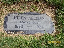 Hilda B Allman
