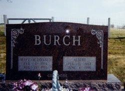 Albert Burch