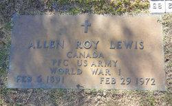 Allen Roy Lewis
