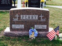 Leujay Joseph Perry, Sr