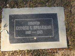 George L. Speakman