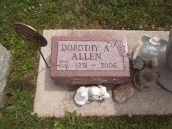 Dorothy Alice <i>Biddle</i> Allen