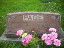 Rosa Ellen <i>Quarles</i> Page