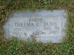Thelma Louise <i>Deshazer</i> Dunn