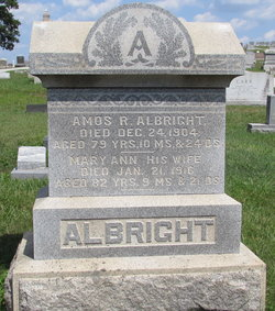 Amos Runkle Albright
