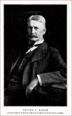 Julius C. Birge