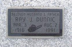 Ray J Dunnic