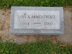Lois <i>King</i> Armentrout