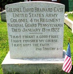 David Brainard Case