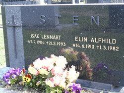 Elin Alfhild Sten