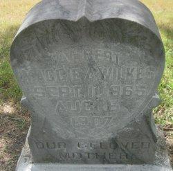 Margaret Ann Maggie <i>Hunter</i> Wilkes