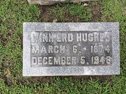 Winifred <i>Ives</i> Hughes