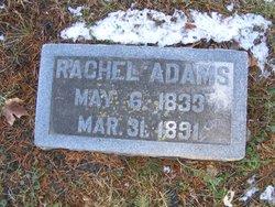 Rachel Rebecca <i>Moore</i> Adams