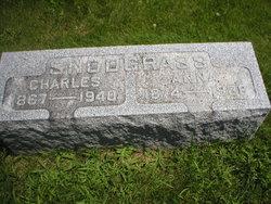 Georgia Anna <i>Carns</i> Snodgrass