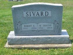 Robert E Sivard