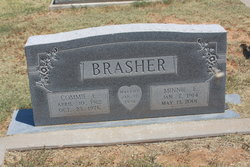 Commie Eugene Brasher