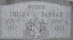 Thelma Louise <i>Pruitt</i> Darrah