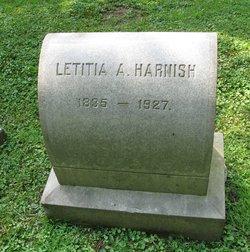Letitia <i>Stitt</i> Harnish