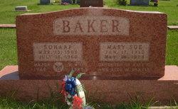 Mary Sue Susie <i>Reavis</i> Baker