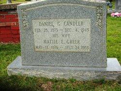 Daniel G. Candler