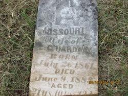 Missouri E. <i>Siers</i> Hardway